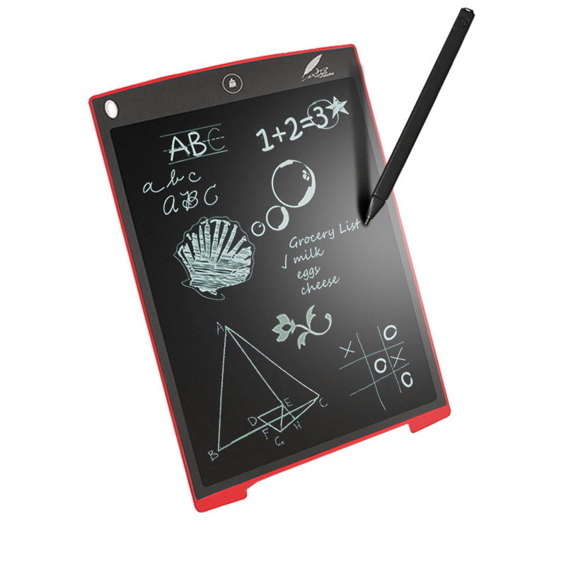 Amusement Portable tableau d'écriture LCD électronique écriture tampons dessin jouets enfants enfants loisirs apprentissage éducation enseignement