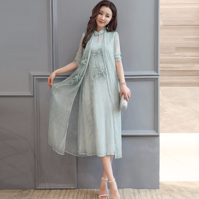 New Spring And Summer Women Dress Suits Women S Elegant Two Pieces