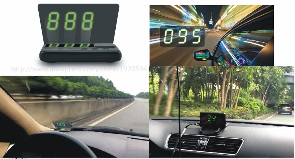 STOTON HUD GPS TRACKER