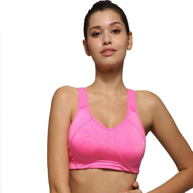 Mulheres Bra 2016 Novo Respirável Push Up Bra Lingerie Sem Costura Bras Roupa Interior Ajustável Bra Top Frete Grátis
