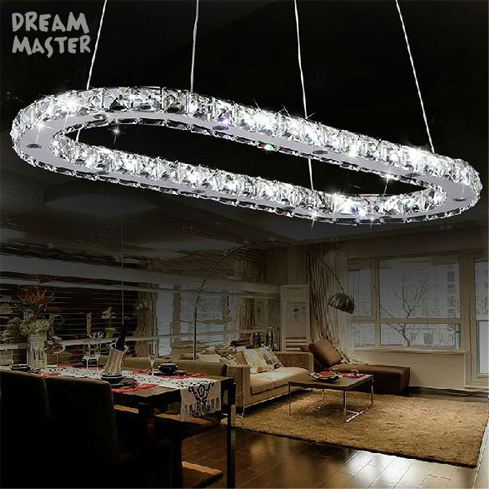 Modern pendant light LED crystal pendant lamp for island lighting fixtures abajour for dining living room bedroom kitchen salonModern pendant light LED crystal pendant lamp for island lighting fixtures abajour for dining living room bedroom kitchen salon