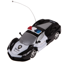 1 24 Drift Speed Radio Remote Control RC RTR Police Racing Car Toy Xmas Gift RC
