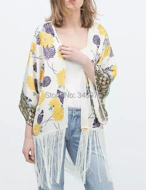 Promoción de Kimono De Seda Chaquetas de alta calidad