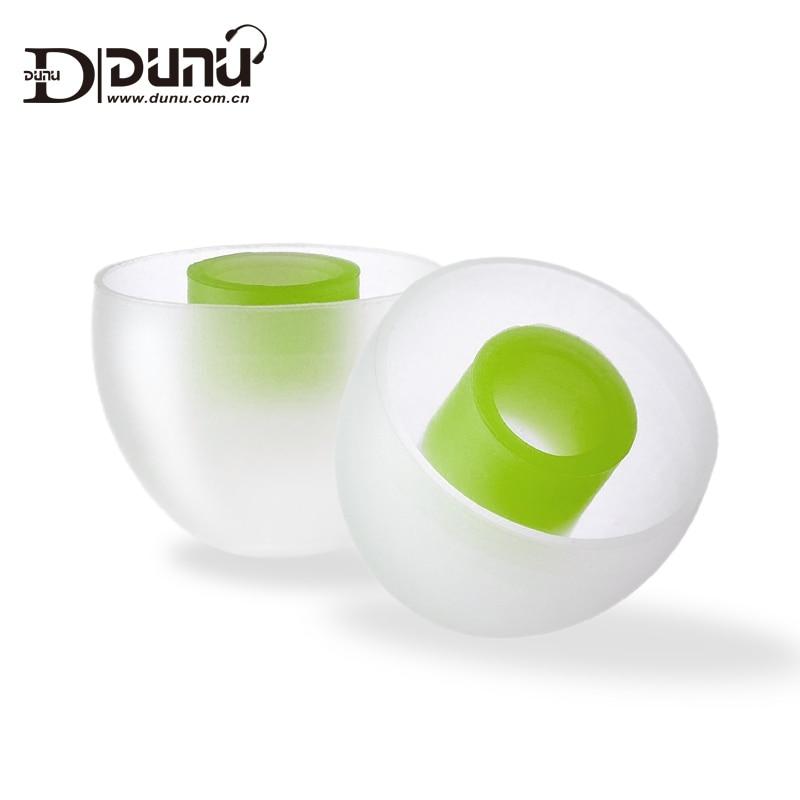 DUNU SpinFit CP145 CP 145 Patenteado Olivas de Silicone para Substituição 4.5 milímetros de Diâmetro Do Bocal