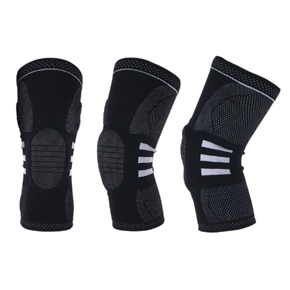 Elastische Sport Leg Knie Unterstützung Klammer Wrap Beschützer Knie Pad Hohe Qualityknee Unterstützung Klammer Bein Arthritis Verletzungen Gym Hülse Weich Und Leicht Arbeitsplatz Sicherheit Liefert