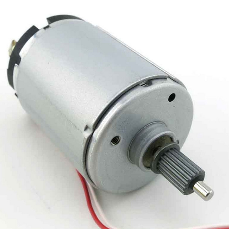 545 Large Torque Dc Motor Low Noise Small Electric Motors