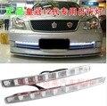 Hireno ABS 12 V Corriente Diurna Del Coche LED DRL Impermeable Luces para Toyota Corona 2012 Luz Antiniebla 2 UNIDS