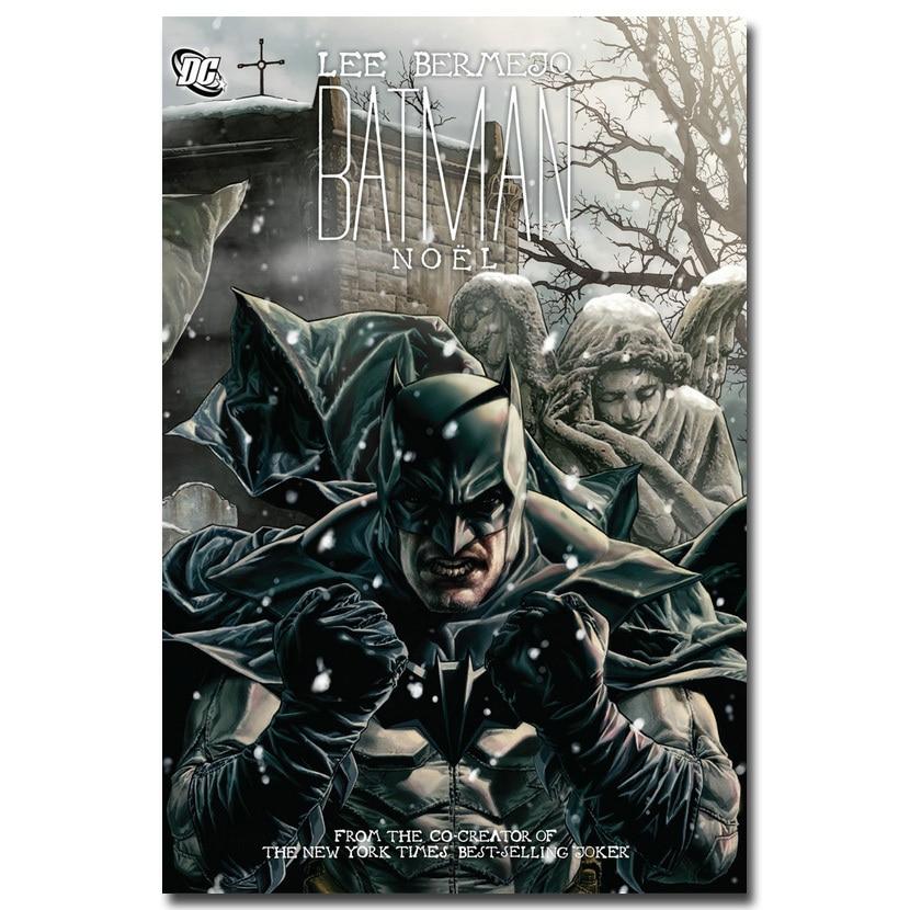 Batman vs Superman Movie Art Silk Poster 13x20 24x36 inch Dawn Of Justice 03