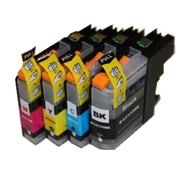 LC563 XL cartucho de tinta Compatíveis Com tinta completo para O Irmão MFC-J2510 MFC-J2310 MFC-J3520 MFC-J3720 MFC-J2310 J2510 J3520 J3720