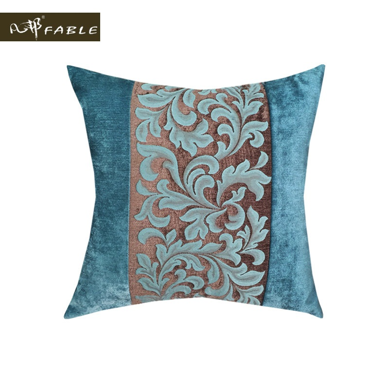 Decoration American Andrea Cushion Cover Velvet Pillowcase Throw Pillow Cover New Year Gift For Seat halloween