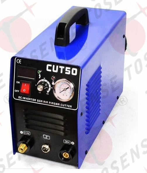 Free shipping 2016 New Plasma Cutting Machine CUT50 220V voltage 50A Plasma Cutter With PT31 Free Welding Accessories