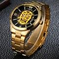 Автоматические механические часы T- winner  мужские часы Montre Homme Relojes  мужские часы Erkek Kol Saati  роскошные Брендовые Часы