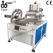 automatic silk sreen printing machine with unload robot for printing appliance cover