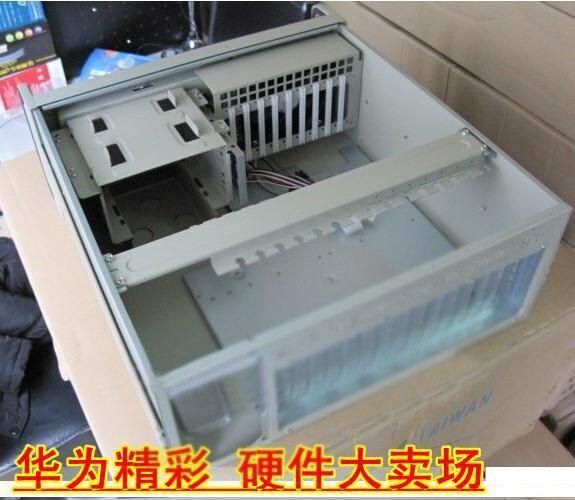Iec-360 computer case 4u horizontal server computer case