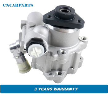 Power Steering Pump Fit For BMW 5 SERIES Saloon E60 525i 530i ,3241 6766 190