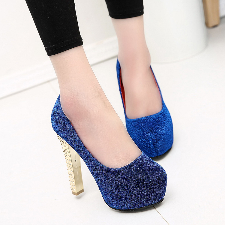 Popular Sexy Blue Heels-Buy Cheap Sexy Blue Heels lots from China