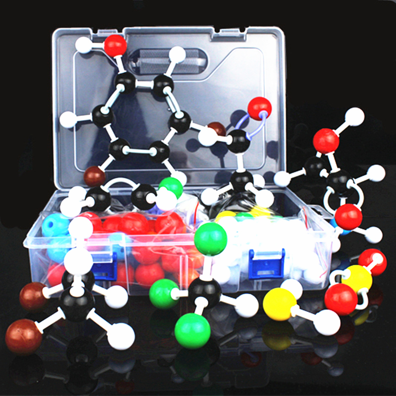 DLS-23313 organic and inorganic molecular structure model kits Suitable for high school and college students and teachers job satisfaction of college teachers
