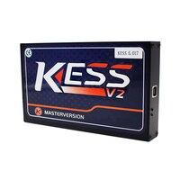 KESS V2 V2.30 4.036 HW V4.036 MASTER OBD2 Gestione Sintonia Kit No Token Limitazione ECM Titanium software Strumento di Chip Tuning -