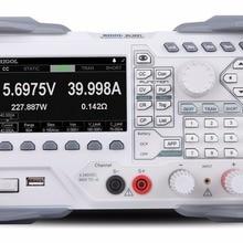 Rigol DL3021 программируемая электронная нагрузка постоянного тока(одноканальный, 150 в/40А/15 кГц 200 Вт