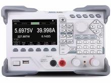 Rigol DL3021 carga electrónica DC programable (canal único, 150V/40A/15kHz 200W)