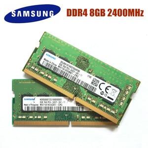 Image 5 - SAMSUNG DDR4 RAM 4G 8G 16G Laptop Memory RAM 2133 2400 2666MHz 1.2V DRAM Stick for Notebook laptop 4GB 8GB 16GB RAM