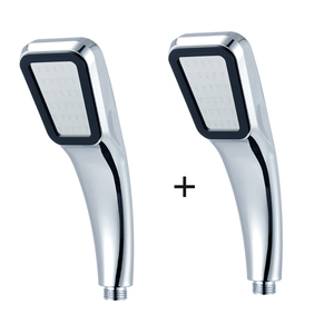 Image 3 - Zhang Ji VIP Link ABS Plastic  Refillable Pump Hand Washing Sanitizer Soap Dispenser Shower Head Temperature Control Faucet 2 pc