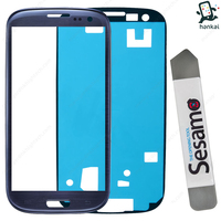 Outer LCD Touch Screen Glass Lens For Samsung Galaxy S3 I9300 I9305 I747 T999 L710 I535