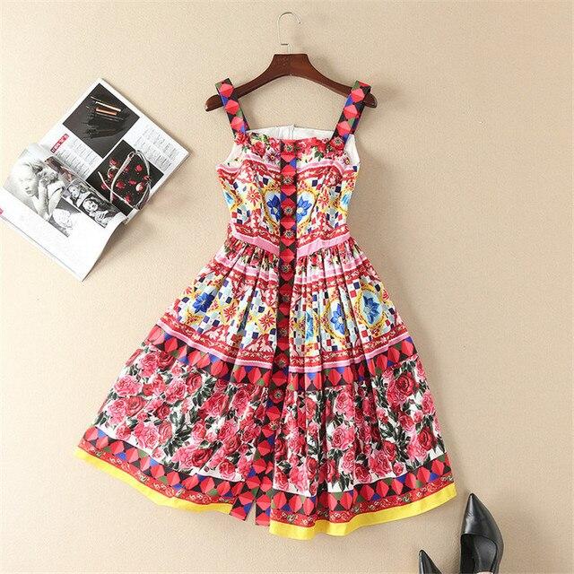 Designer Spring Dress