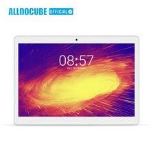 ALLDOCUBE Tableta M5X de 10,1 pulgadas, Android 8,0, 2560x1600, IPS, Deca core, X27 MTK, 4G, llamada telefónica, WIFI Dual, PC, 4GB de RAM, 64GB de ROM