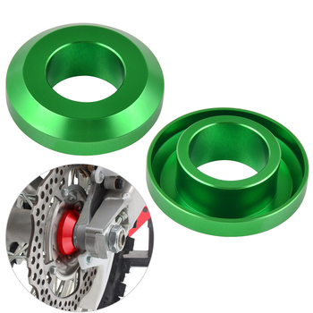 Rear Wheel Hub Spacers For Kawasaki KX125 KX250 KX250F KX450 KX450F KX 125 250 250F 450 450F 2003-2019