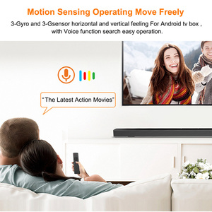 Image 3 - G20 Voice Control 2.4G Wireless G20S Air Mouse Keyboard Motion Sensing Mini Remote Control For Android Smart TV Box PC PK G10 S