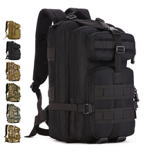 Outdoor assault Backpack 30L 40L Nylon Camo Tactical MOLLE Climber Travel Camping Hunting Cycling 14 laptop