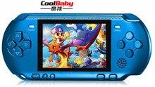 """New 3.2 """"Bit Jogo Handheld Tela Colorida Consolel Consolas de jogos De Vídeo Portátil Grátis 318 Jogos Jogador Atacado Presente Para As Crianças"""