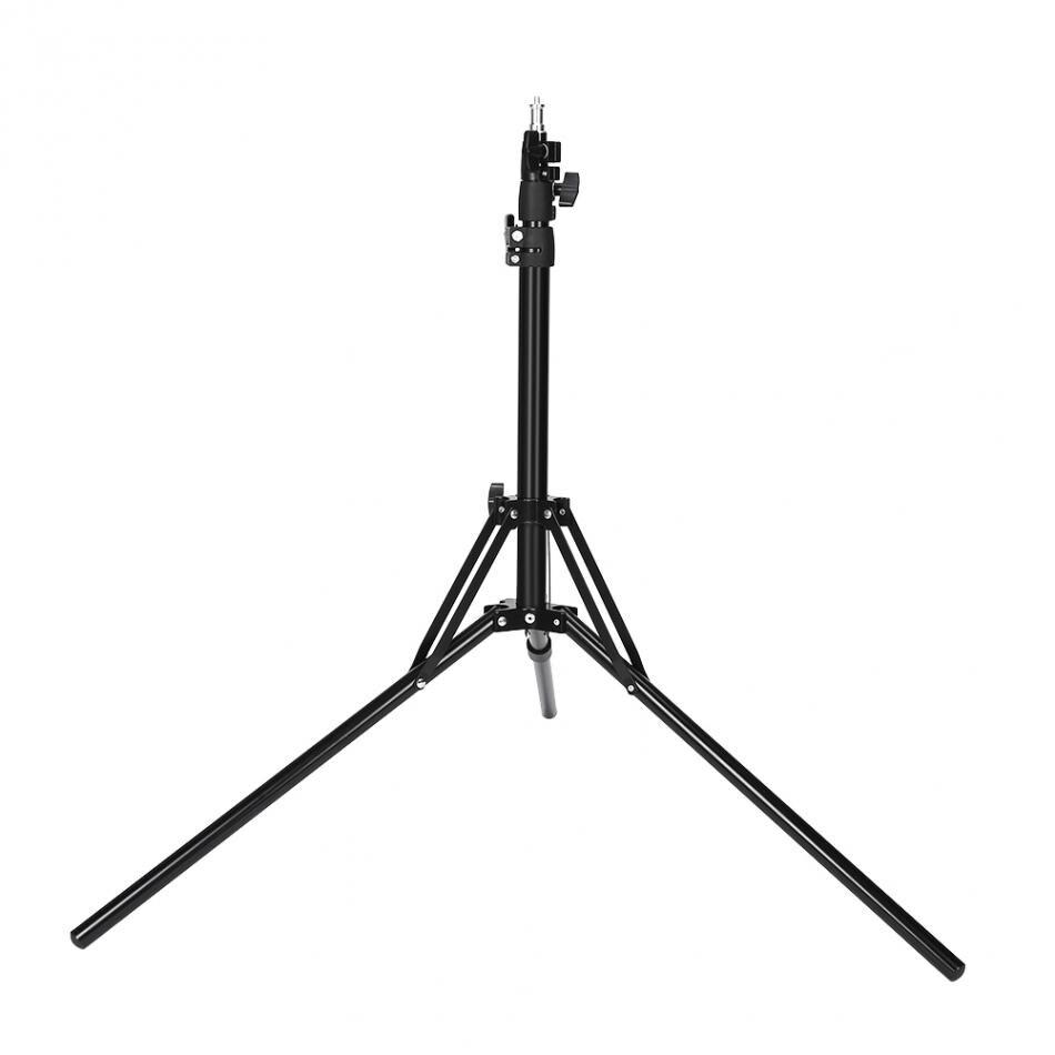 Photographie Accessoires En Alliage D'aluminium Pliant Photo Vidéo Studio Trépied Stand Speedlite Softbox Flash Lumière Stan Pour Caméra
