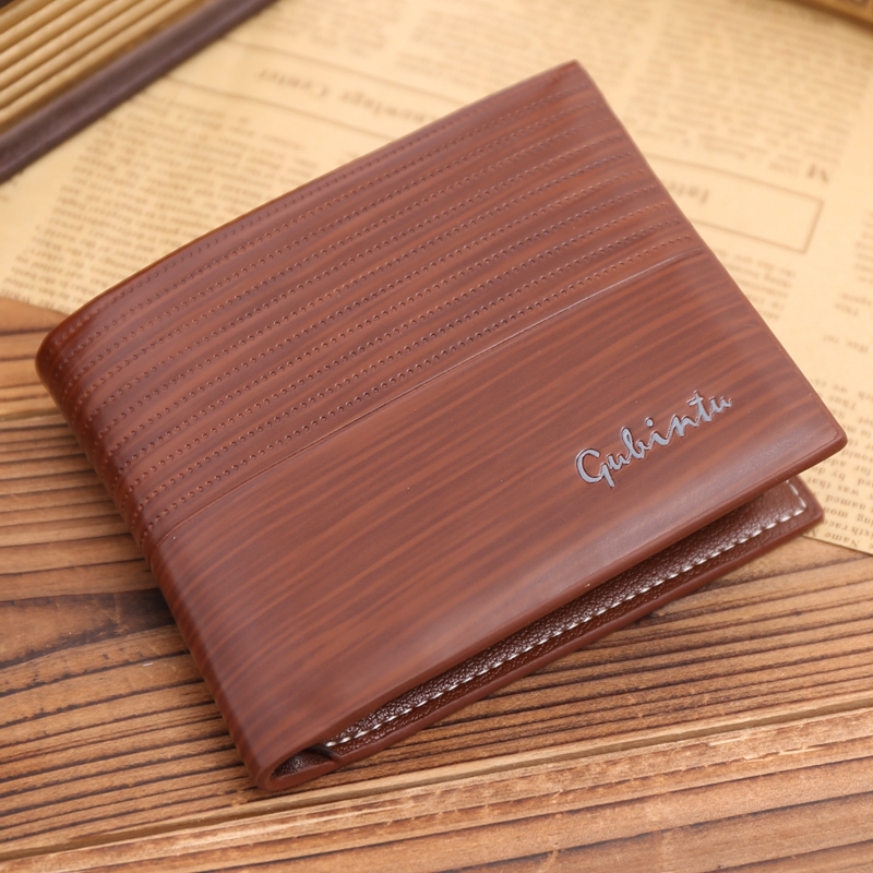 High Quality Vintage Men Genuine Leather Wallet New Famous Brand Luxury Male Purse Money Bag Credit Card Dollar Bill Holders best price vintage men genuine leather wallet new famous brand luxury male purse money bag credit card dollar bill holders