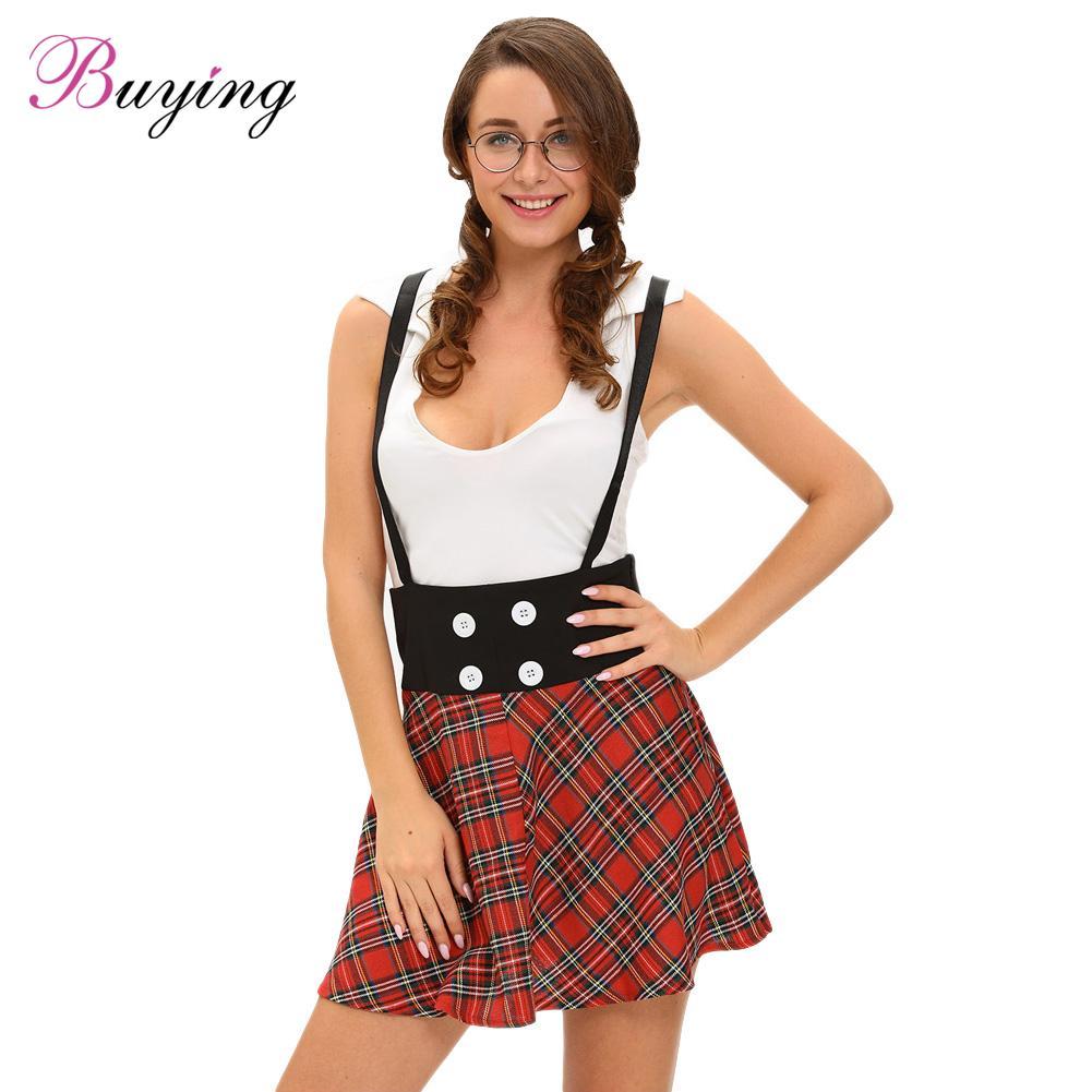 школьницы в красочной эротической одежде