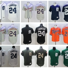 ce4ff1fb3 High quality Detroit Tigers Trammell Gibson Parrish Al Kaline Miguel  Cabrera jerseys(China)