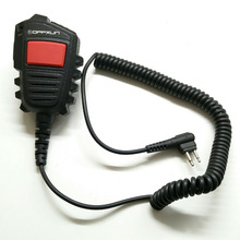Microphone for Motorola Portable CB Radio Walkie Talkie CP160 EP450 GP300 GP68 GP88 CP88 CP040 CP100 CP125 CP140