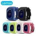 Q50 gps kid safe smart watch chamada sos localizador localizador Rastreador Crianças relógio para Crianças Anti Perdeu Bebê Filho relógio de pulso