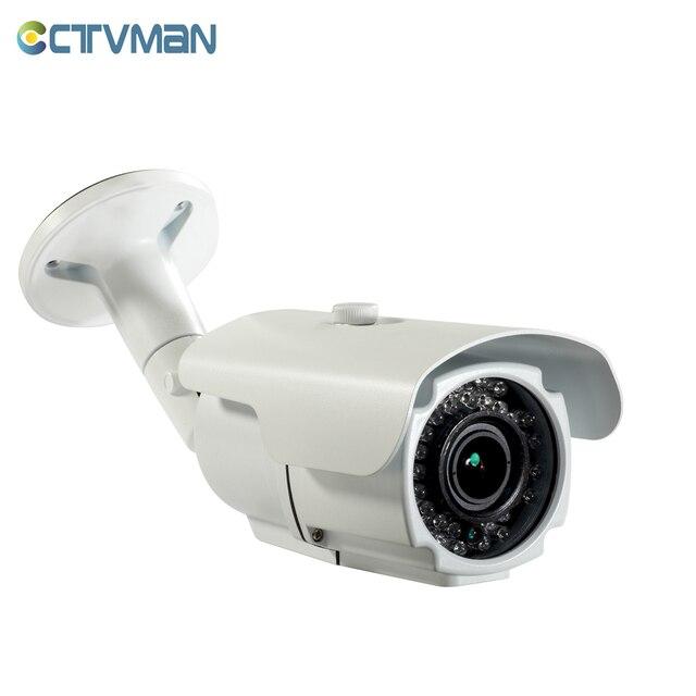 CTVMAN Camara IP 1080p Outdoor WIFI Security IP Camera Wi-fi Varifocal 2.8-12mm IR Night Vision CCTV Surveillance Onvif P2P Cams