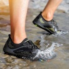 Summer Quick-Dry Water Shoes Barefoot Sneakers Unisex Outdoor Swim Aqua Beach Pool
