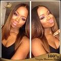 Long Straight Peruvian Full Lace Human Hair Wigs For Black Women Unprocessed Glueless Full Lace Peruvian Virgin Hair Wig