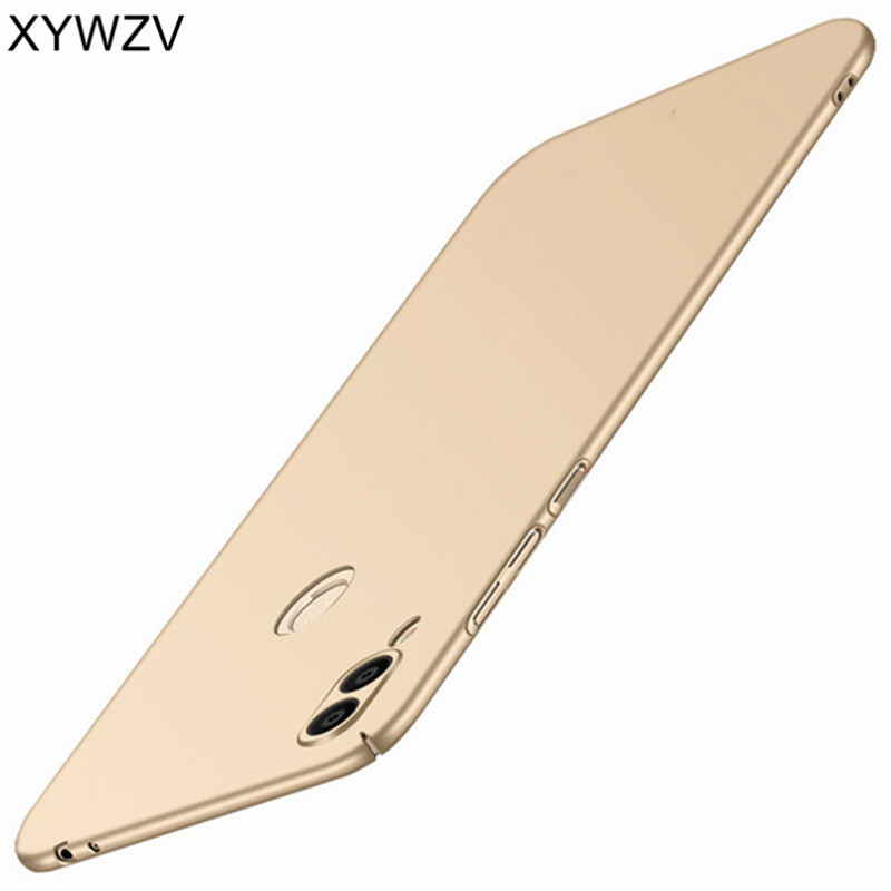 Image 2 - Huawei Honor View 20 Case Silm Luxury Ultra Thin Smooth Hard PC Phone Case For Huawei Honor View 20 Cover For Huawei Honor V20-in Fitted Cases from Cellphones & Telecommunications