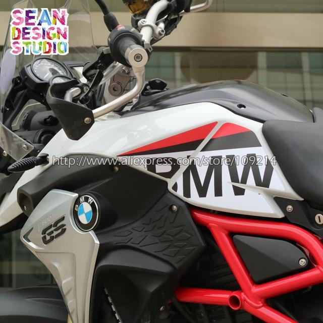 Para BMW Motorrad f800gs 2017 2013 kit tank pads motocicleta calcomanía pegatina impermeable M 23