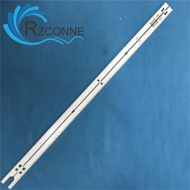 572mm LED Backlight strip 56/60leds For Samsung 46inch TV LTJ460HN06 UA46ES5500R  2012SVS46 7032NNB UE46ES5507K 2D