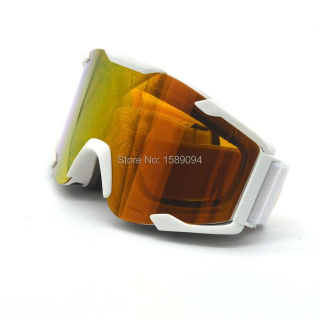 Cor Da Lente óculos de ciclismo óculos de sol Óculos de Proteção Da Motocicleta de motocross da bicicleta da sujeira corrida google