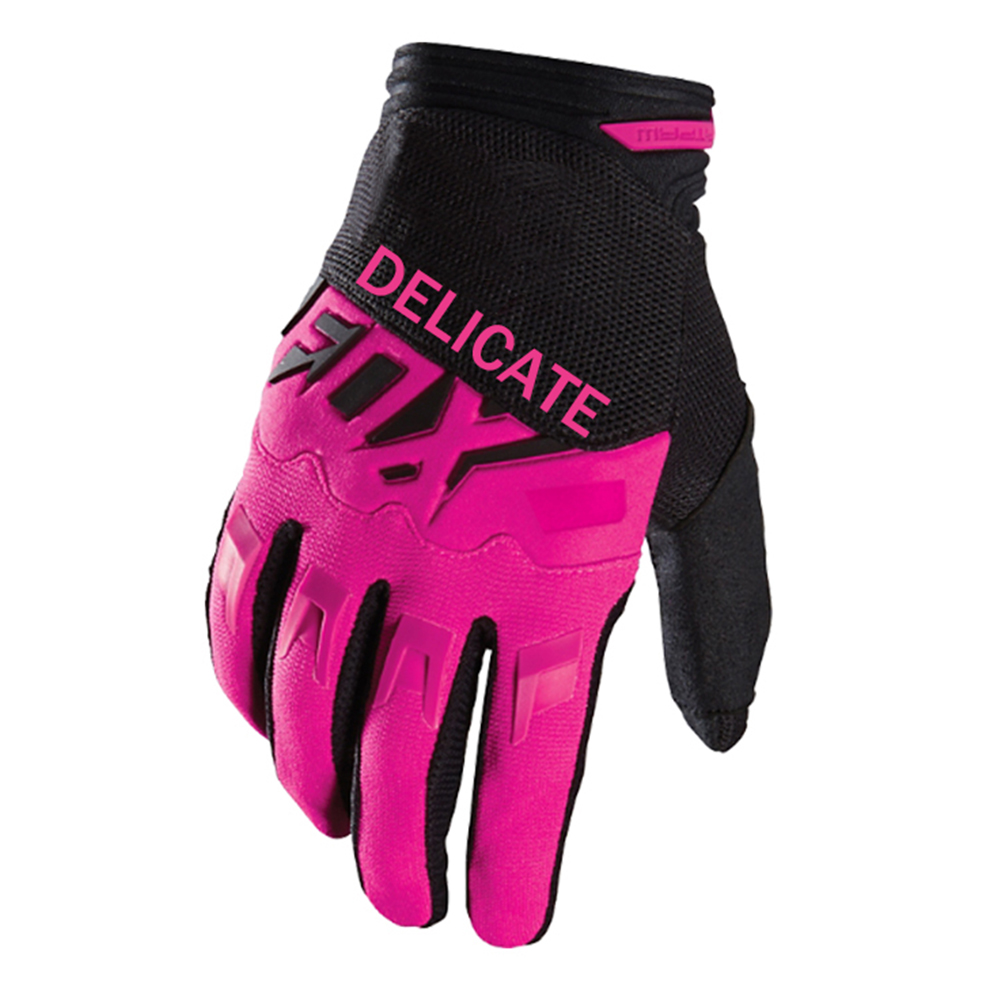Moto Mx Pink Race Gloves Scooter Mountain Riding Cycling Sports Dirtpaw Gloves Home