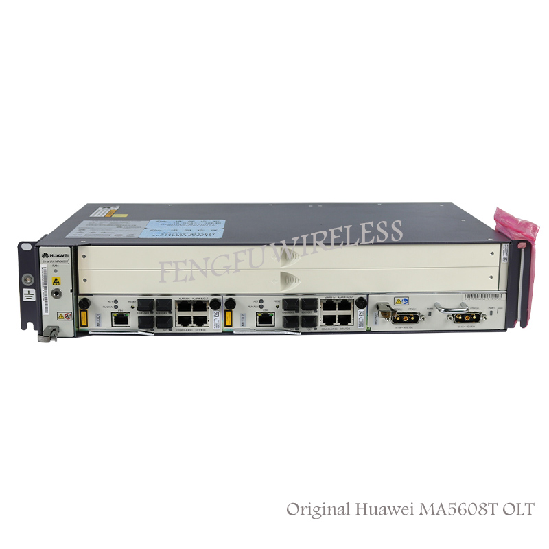 Original New Hua Wei Ma5608t Olt Gpon Olt With 8 Port Ac Power With One Gpbd Traveling Cellphones & Telecommunications Communication Equipments