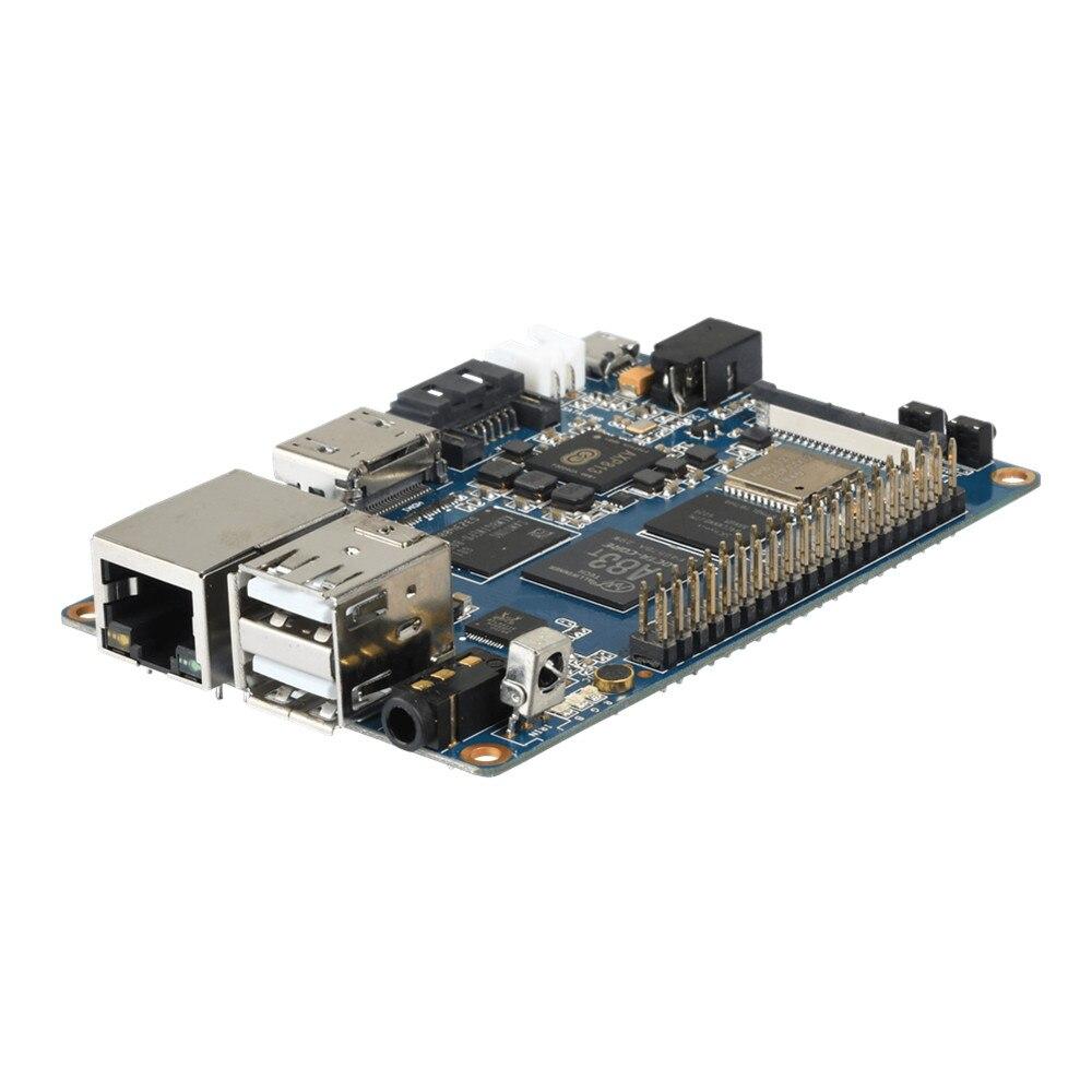 VENDITA CALDA!!!! Per scheda di Sviluppo di banana PI M3 ufficialmente vende otto core processori A83T banana pie - 2