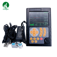 Portable Ultrasonic Flaw Detector GR900 Digital Flaw Detector Automated switch (Depth d,level p,distance s)